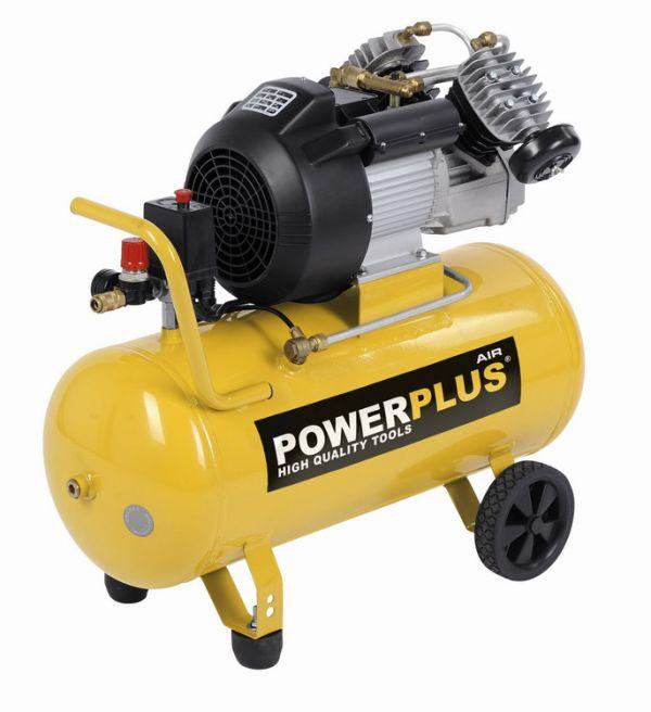 PowerPlus POWX1770 olejový kompresor 2,2kW