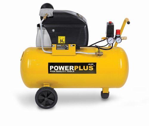 PowerPlus POWX1760 olejový kompresor 1,5kW, 50l