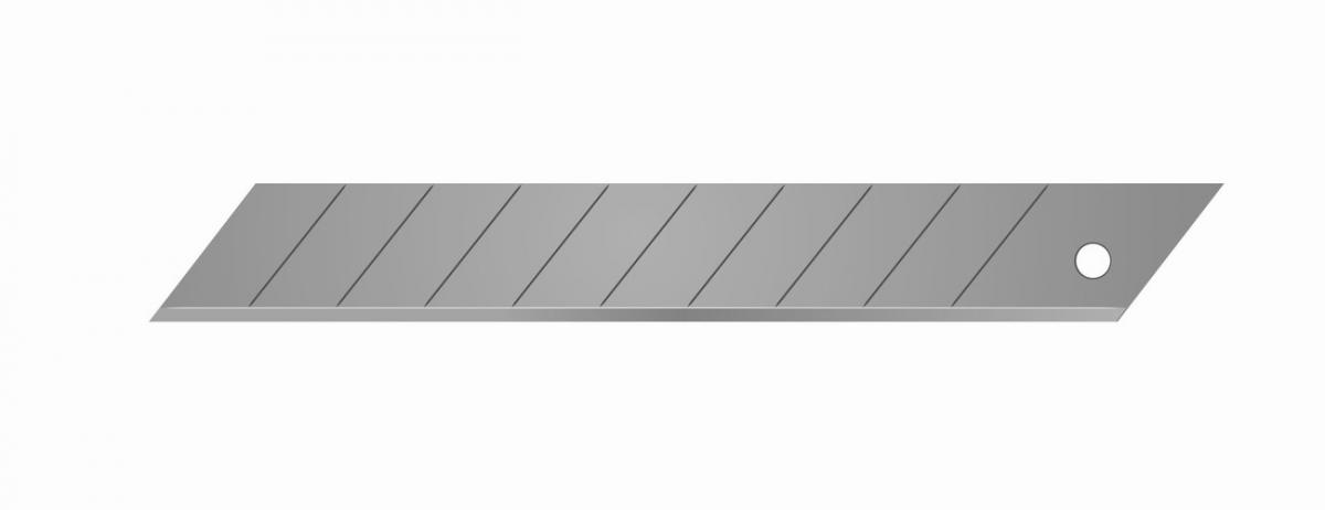 KRT000403 - Náhradní nože 9mm 10ks