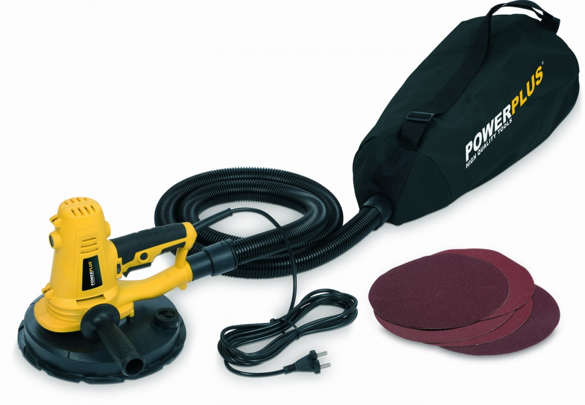 POWX0478 - Bruska na sádrokarton 1220W