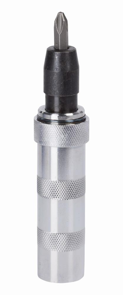 KRT410003 - Rázový šroubovák  plus  4 bity