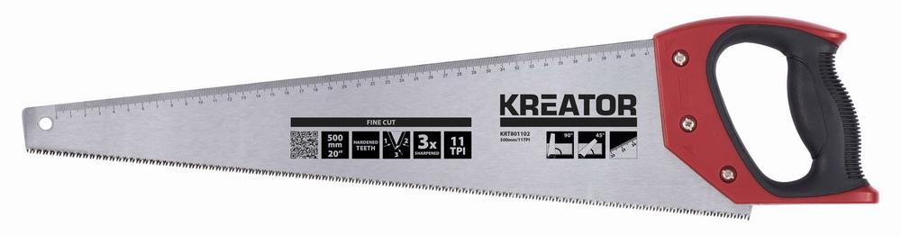 KRT801102 - Ruční pila 500mm 11TPI