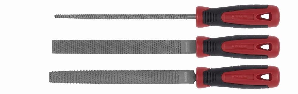 KRT453104 - Rašple sada 3ks 200mm