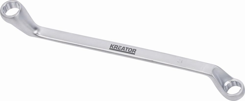 KRT501104 - Oboustranný klíč očko/očko 12x13 -165mm