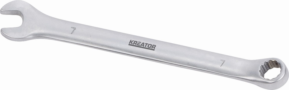 KRT501202 - Oboustranný klíč očko/otevřený 7 - 110mm