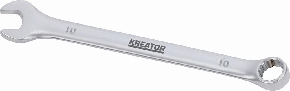 KRT501205 - Oboustranný klíč očko/otevřený 10 - 140mm