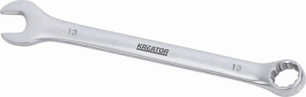 KRT501208 - Oboustranný klíč očko/otevřený 13 - 170mm