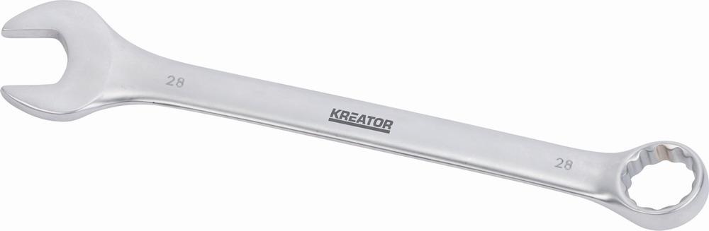 KRT501223 - Oboustranný klíč očko/otevřený 28 - 315mm