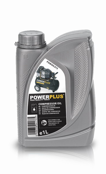 PowerPlus POWOIL012 Olej do kompresorů 1l