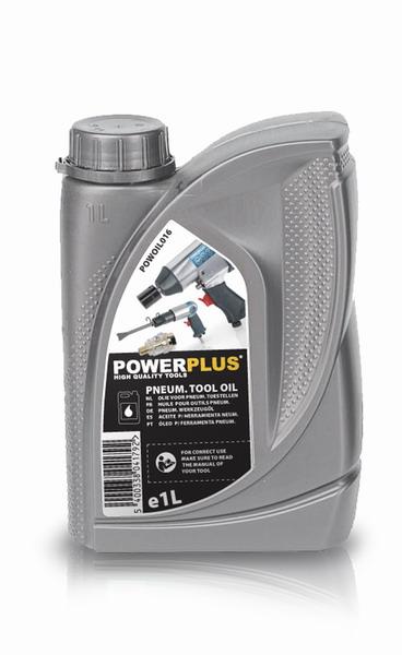 PowerPlus POWOIL016 Olej pro pneumatické nářadí 1l