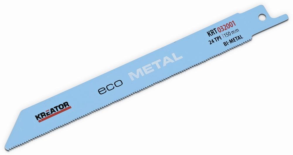 KRT032001 - 2 ks Pilový plátek pro ocasovou pilu na kov 150-24