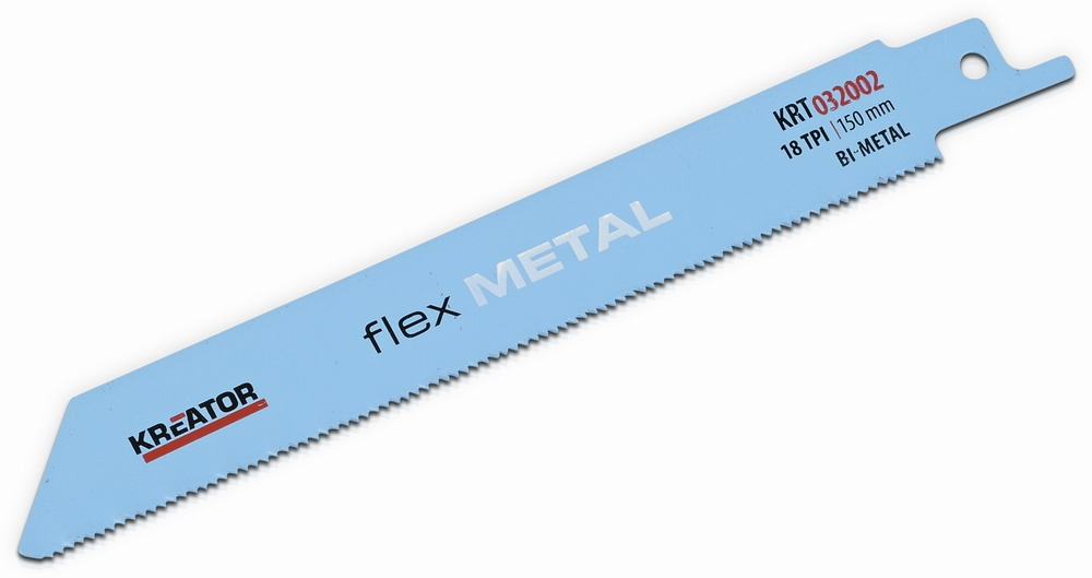 KRT032002 - 2 ks Pilový plátek pro ocasovou pilu na kov 150-18