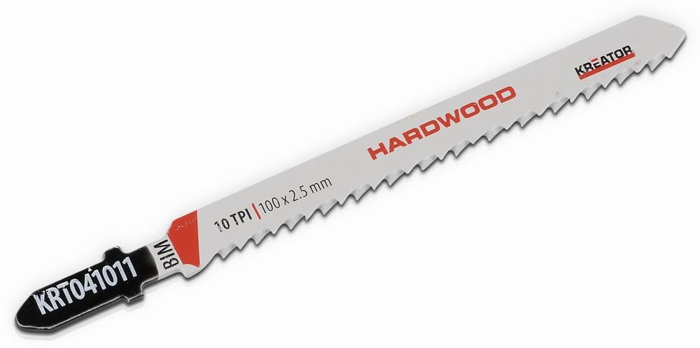 KRT041011 - 2 ks Pilový plátek na tvrdé dřevo 100/10