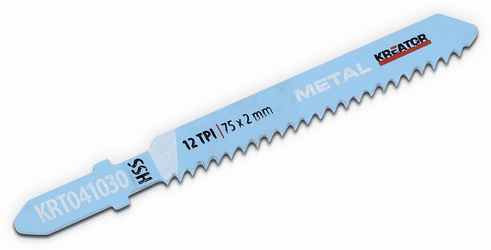 KRT041030 - 2 ks Pilový plátek HSS na kov 75/12