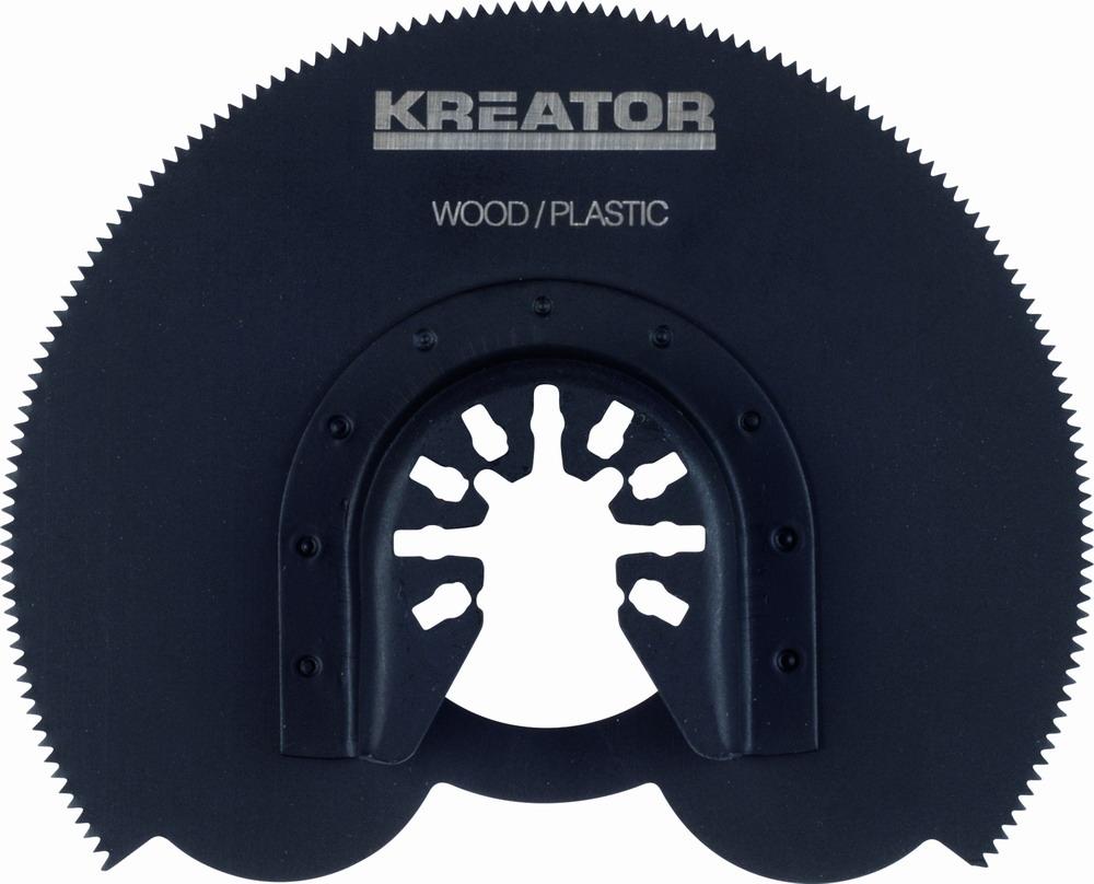 KRT990020 - Segmentový řezný kotouč 90 x 1,4 mm dřevo, plast
