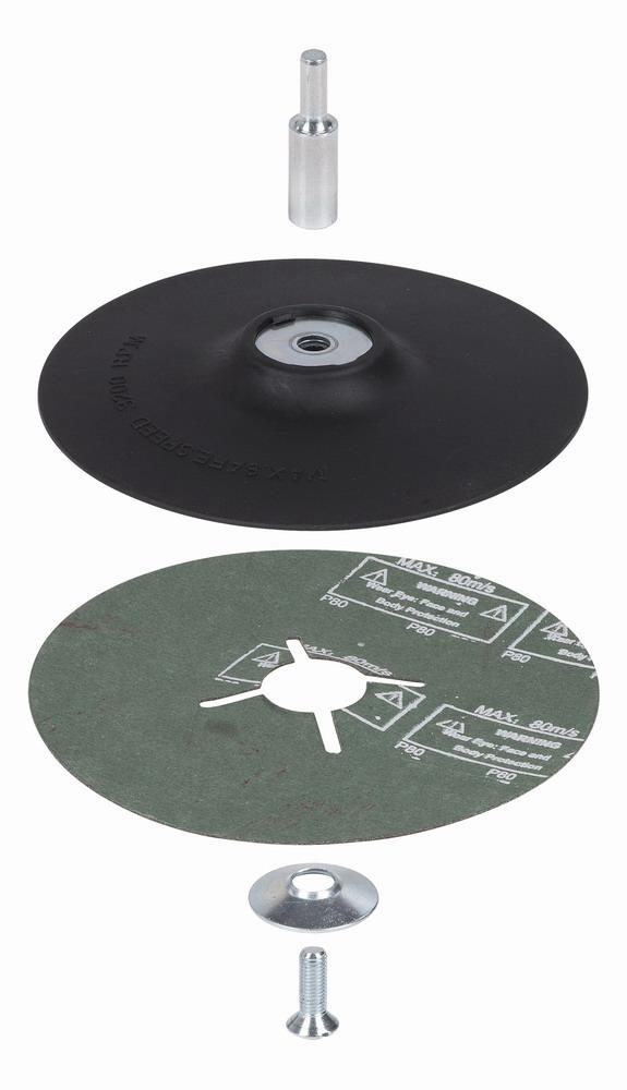 KRT259003 - Podkladová deska pro vrtačky prům.125mm (stopka)