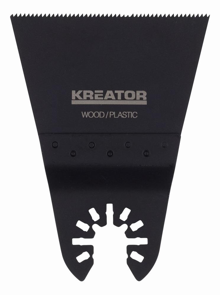 KRT990014 - Řezný nůž na dřevo, plast 68 mm