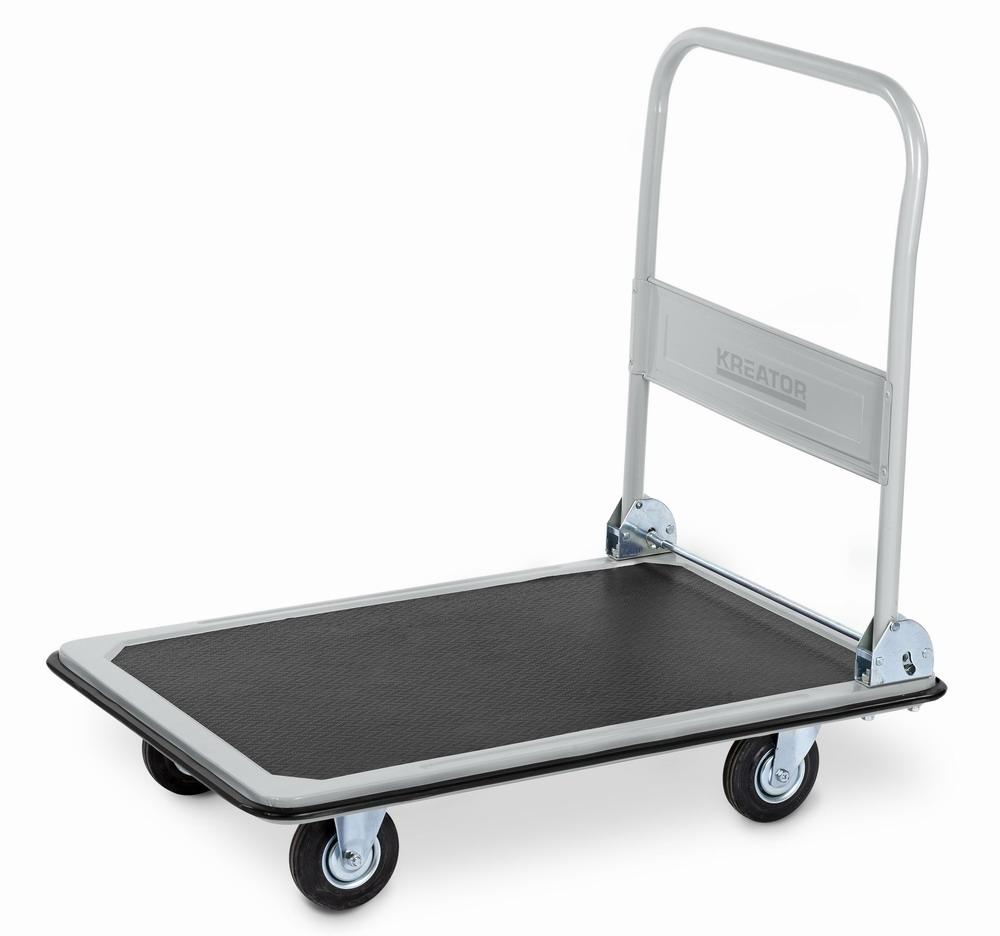 KREATOR KRT670102 Přepravní vozík 300 kg
