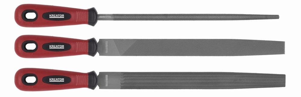 KRT451000 - Sada pilníků 3ks 250mm