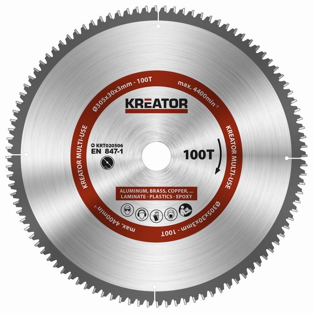 KRT020506 - Pilový kotouč univerzální 305mm, 100T