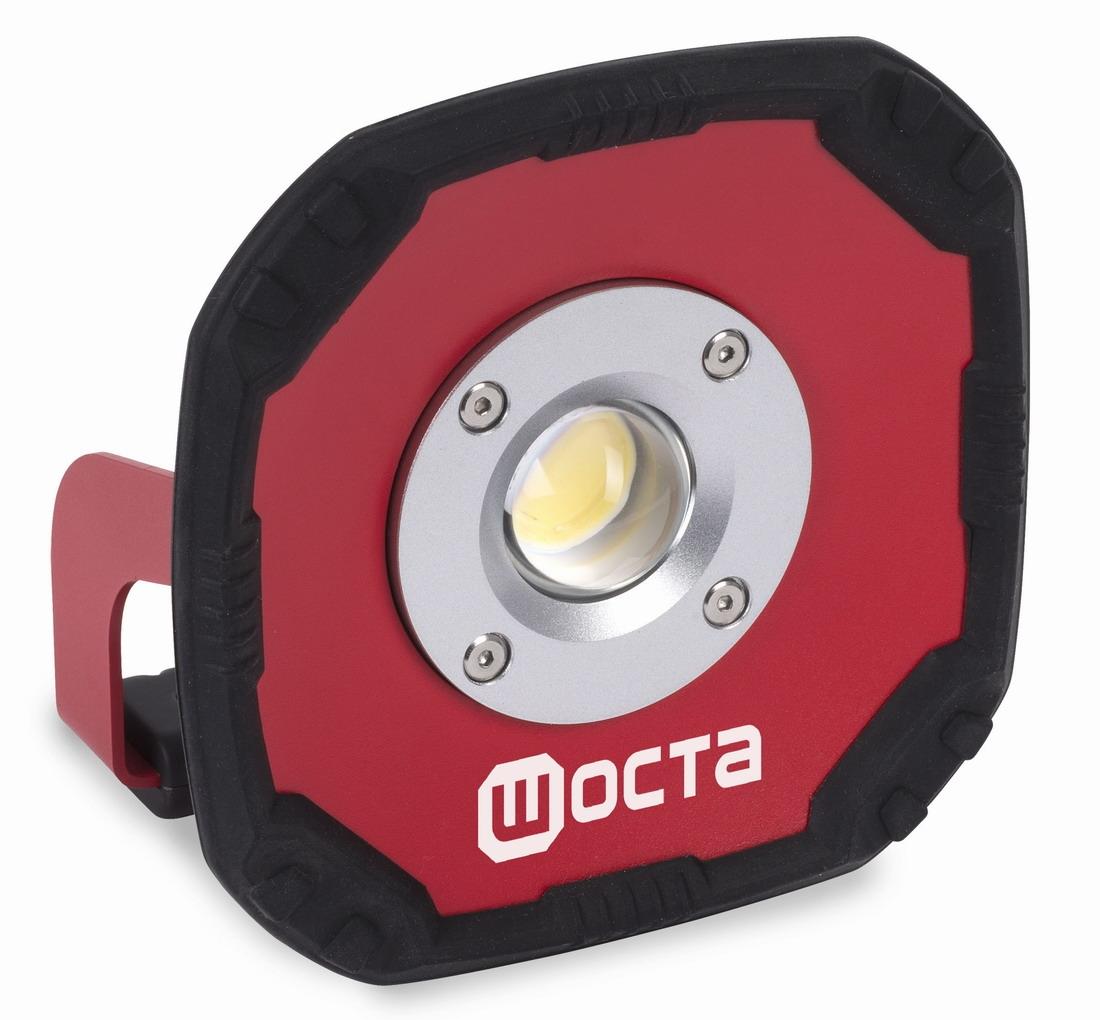 WOC100010 - LED reflektor OCTA AC/DC 10W nabíjecí