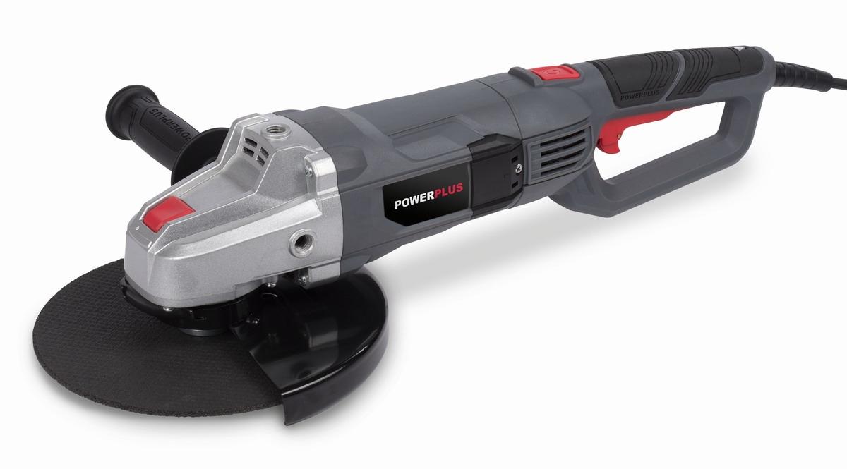 POWE20030 - Úhlová bruska 2 200 W - 230 mm