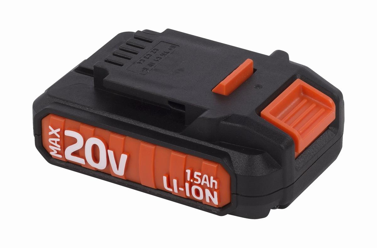 PowerPlus POWDP9010 Baterie 20V LI-ION 1,5Ah