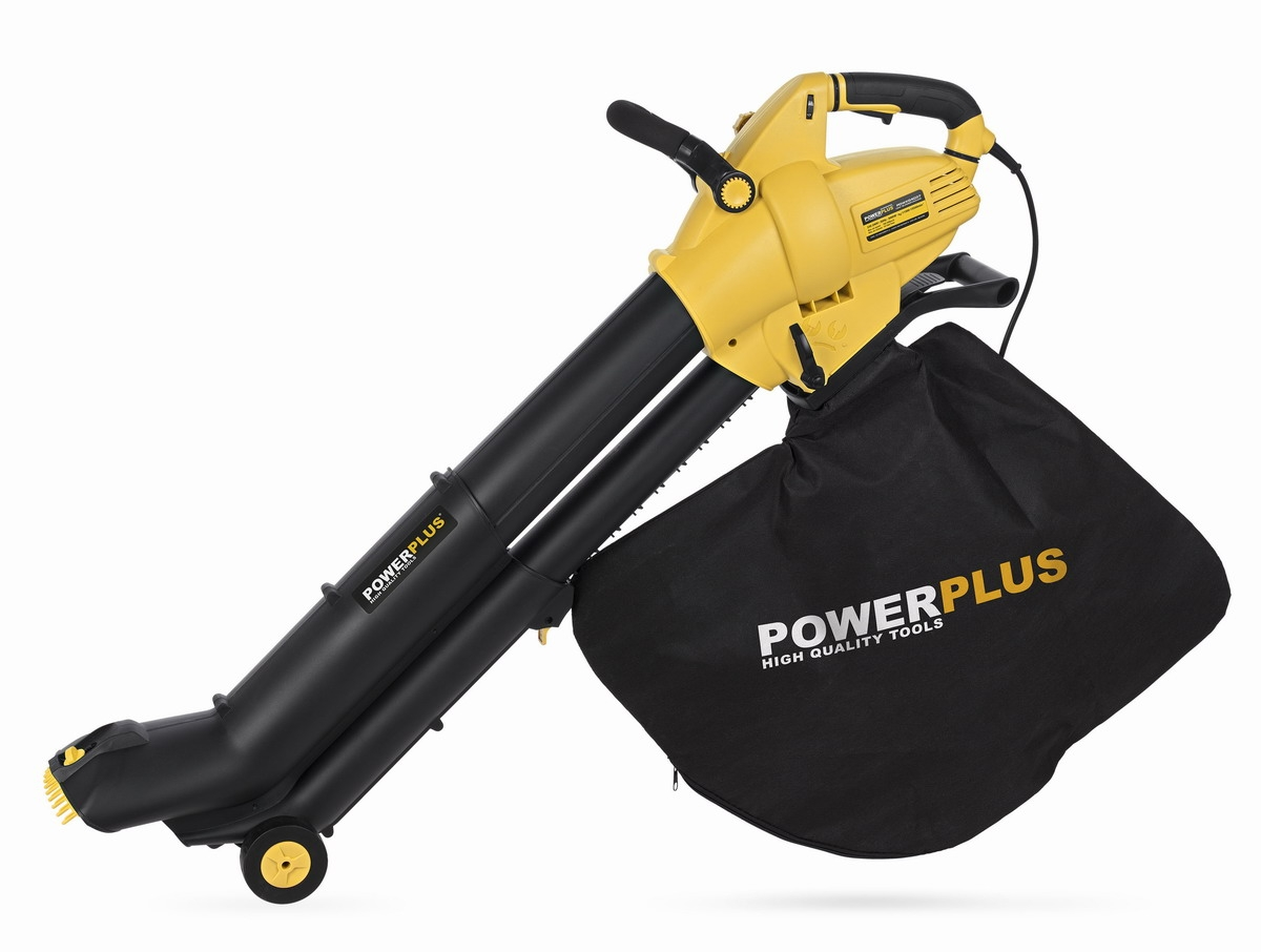 PowerPlus POWXG4037 Elektrický vysavač foukač 3000W