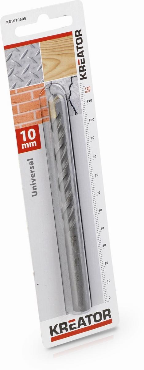 KRT010505 - Vrták univerzální 10x120 mm