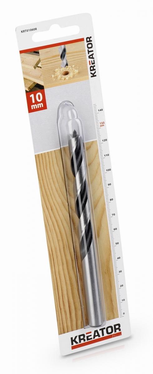 KRT010608 - Vrták do dřeva 10x133 mm