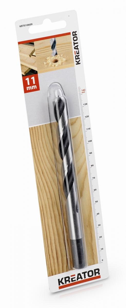 KRT010609 - Vrták do dřeva 11x142 mm