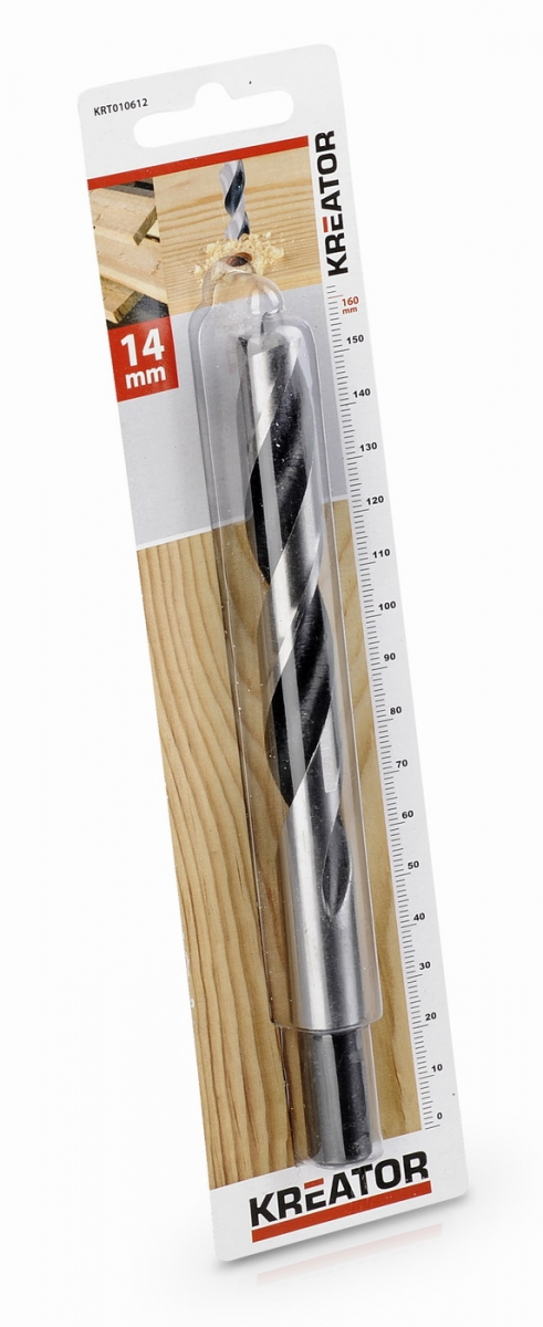 KRT010612 - Vrták do dřeva 14x160 mm