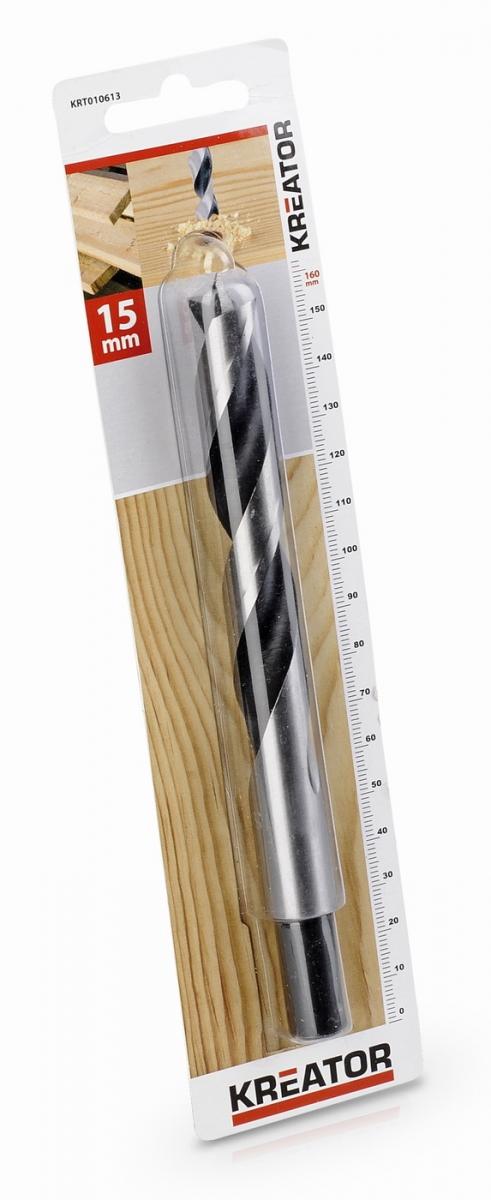 KRT010613 - Vrták do dřeva 15x160 mm