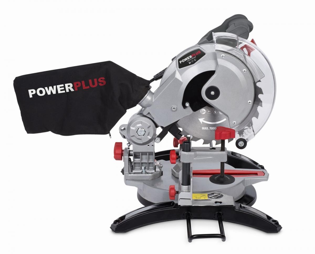 PowerPlus POWE50001 Pokosová pila 1 450W / 210mm
