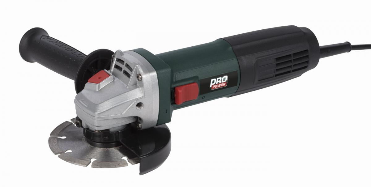POWP1010 - Úhlová bruska 720W 115mm