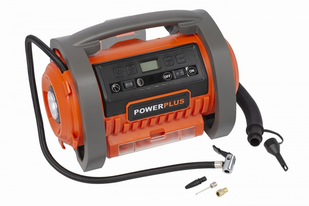 PowerPlus POWDP7040 Aku kompresor 20V (bez AKU)