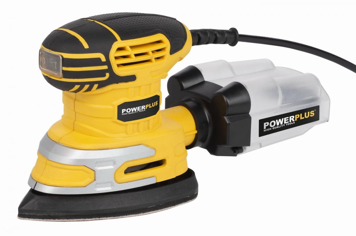 PowerPlus POWX0481 Vibrační mini delta bruska 220 W