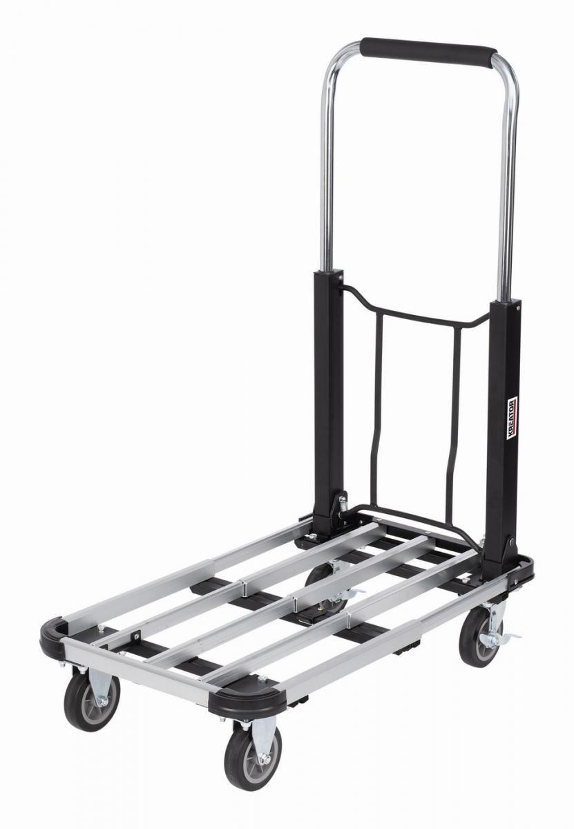KREATOR KRT670103 Přepravní vozík skládací 150 kg