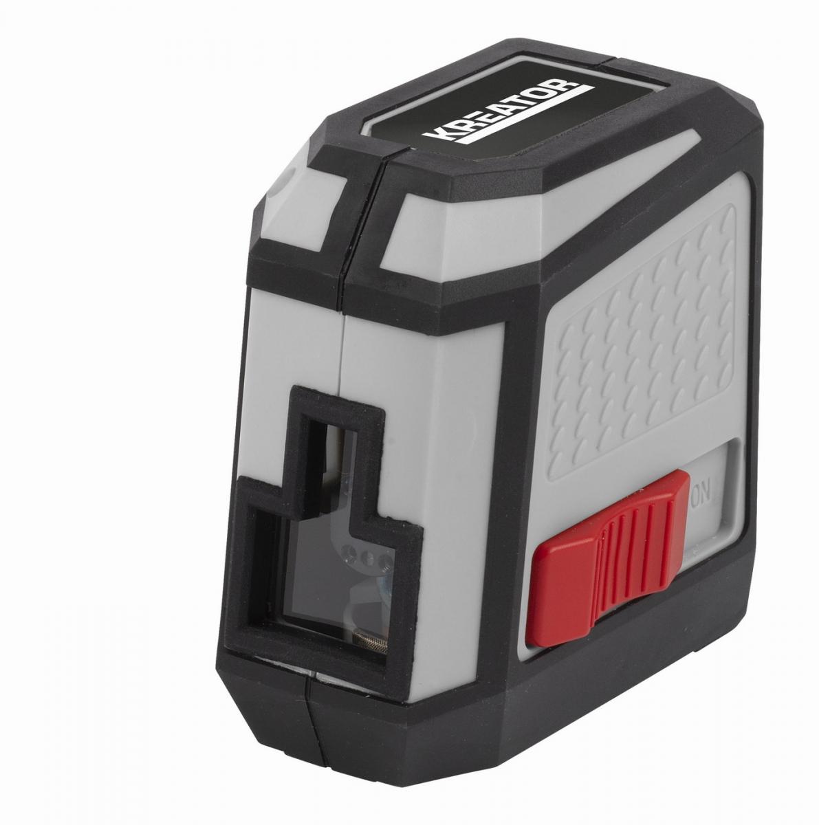 KREATOR KRT706300 Křížový laser