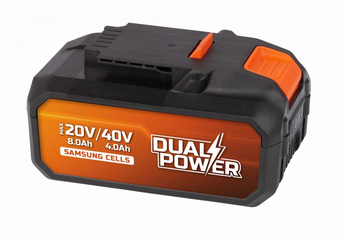 PowerPlus POWDP9040 náhradní akumulátor, baterie 40V LI