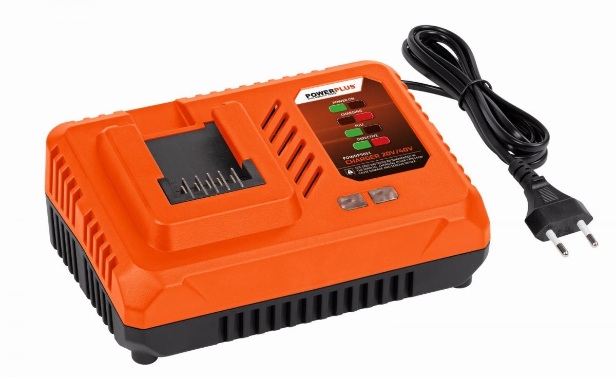 PowerPlus POWDP9051 Nabíječka 20V/40V