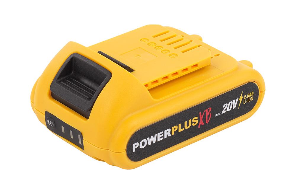 PowerPlus POWXB90030 Baterie 20V, 2,0Ah, LI